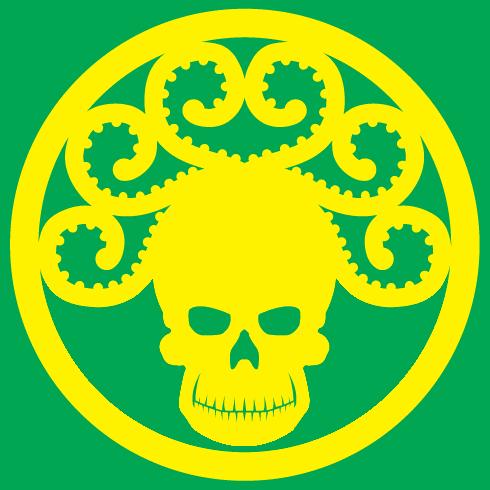 GORGON logo, circa 1930