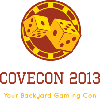 CoveCon 2013