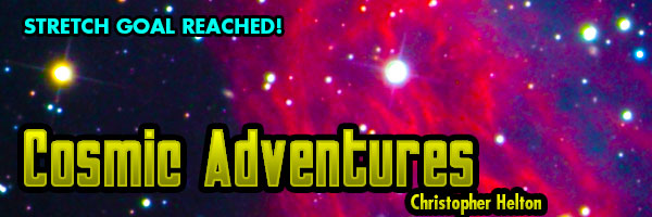 Cosmic Adventures by Christopher Helton