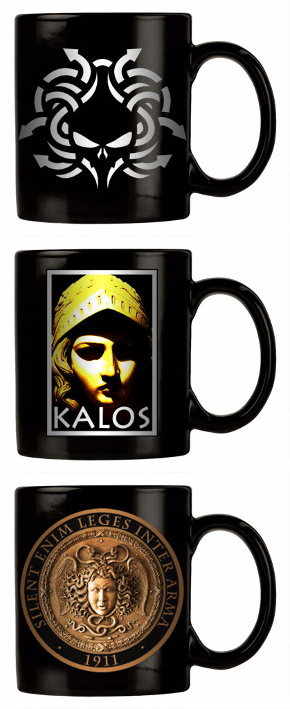 Kalos Comics mugs